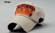 Бейсболка Калифорния